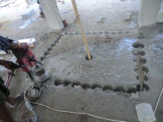 Kağıthane Karotçu Beton Ve Duvar Delim İşleri Rota Karot