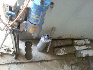 Küçükçekmece Karotçu Beton Ve Duvar Delim İşleri Rota Karot