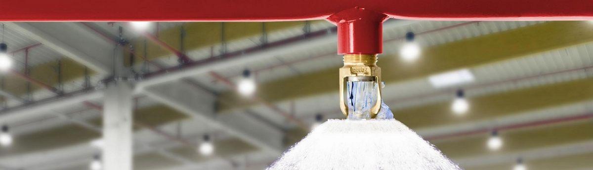 Sprinkler Yangın Söndürme Sistemleri