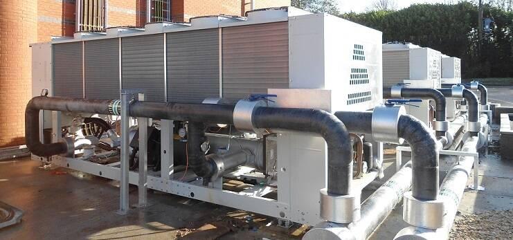 Chiller Soğutma Sistemleri