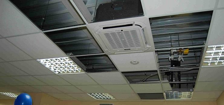 Fan Coil Isıtma Ve Soğutma